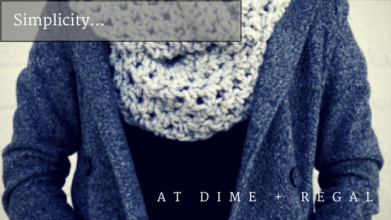 Simplicity is the Ultimate Sophistication at Dime + Regal