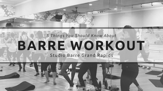 Fitness Goals 2018: Let's Go to the Barre