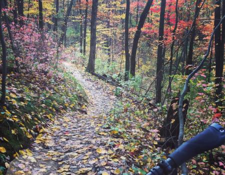 4 Fantastic Grand Rapids Mountain Bike Trails