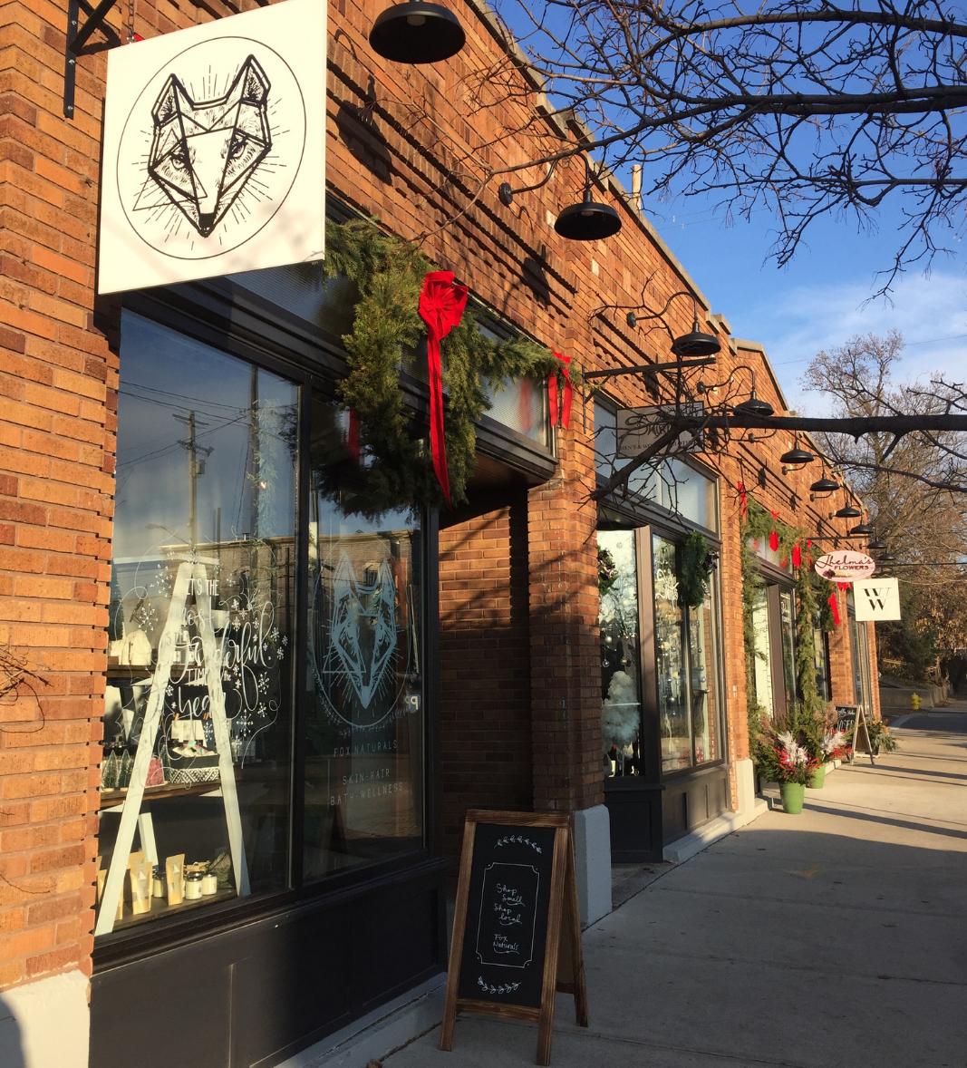 Grand Rapids Shopping – GRG Holiday Edition