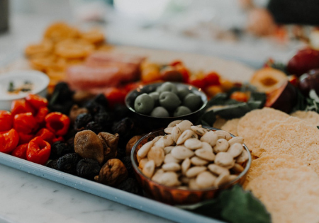 Summer: Charcuterie All Day, Every day