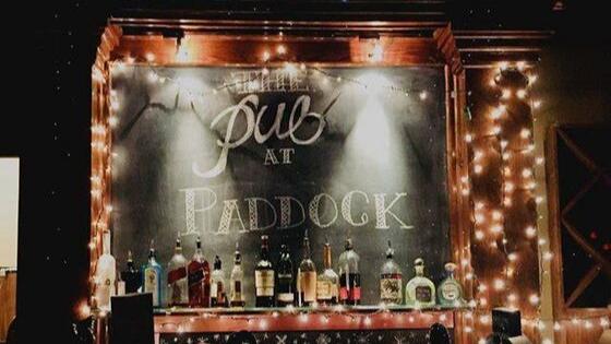 Pub at Paddock